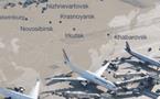 Air France - Aeroflot : nouveaux vols en code share