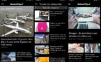 BusinessTrips : une webapp d'info et un réseau social pour voyageurs d'affaires
