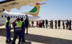 Deux mois après sa création, Air Sénégal clouée au sol