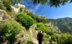Côte d'Azur : Sainte-Agnès, un village entre mer et montagne