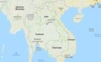 Tempête tropicale Vietnam : navigation fermée dans la baie d'Ha Long