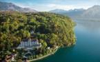 Lac d'Annecy : le Palace de Menthon vendu au Groupe Lavorel Hotels