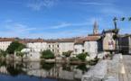 Le Val de Vienne, la douce frontière de Charente limousine
