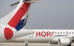 Hop! relie Brest à Genève