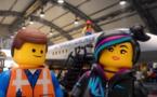 Turkish Airlines : Lego monte à bord des avions !