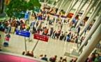 Europe : aéroports engorgés, retards... quel ciel en 2040 ?