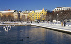 Helsinki et St Petersbourg à 3h30 en TGV