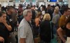 France : le retard moyen des vols augmente de 3,2 minutes en juillet 2018