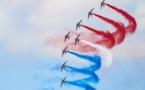 Aérien : le pavillon français se refait la cerise en juillet 2018