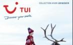 Les brochures hiver de TUI sont arrivées !