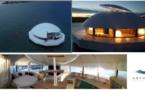 Anthénea : un nouveau concept d'hôtel sur et sous l'eau (vidéo)