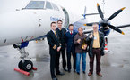 Eastern Airways : 5000 passagers entre Dijon, Bordeaux et Toulouse