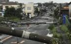Typhon Jebi : le Japon durement touché, l'aéroport du Kansai fermé (vidéo)