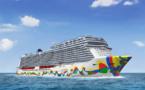 Norwegian Cruise Line prend des couleurs