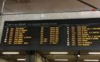 Gare Montparnasse :  5 gares et l'aéroport d'Orly menacés par une rupture électrique