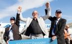 Bruxelles - Corse : Air Corsica fête son cent millième passager