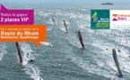 Nationaltours fait gagner 2 places VIP pour le départ de la Route du Rhum
