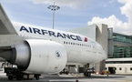 Tunisie : Air France annule ses vols vers Tunis