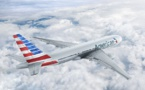 American Airlines change d'avion pour sa route entre Paris et New York