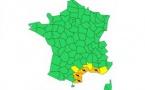 Orage : le sud-est en vigilance orange