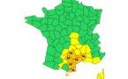 Orage : 6 départements en vigilance orange