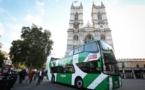 RATP lance un bus à impériale 100% électrique à Londres