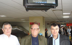 Air Austral, Nantais et Girondins en première ligne
