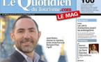 Exclusif : Tour Hebdo se paye le Quotidien du Tourisme !