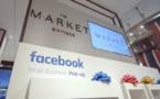 Facebook s'essaie au commerce physique aux USA