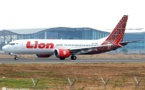 Crash Lion Air : Boeing reconnaît une défaillance sur des capteurs