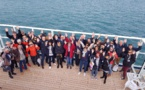 Nationaltours a invité 50 clients pour le départ de la Route du Rhum