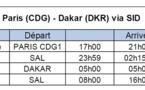 CABO VERDE Airlines ouvre une ligne Paris-Dakar via Sal (Cap Vert)