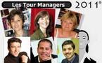 Tour Manager 2011® : parité parfaite avec 3 femmes sur 6 lauréats !