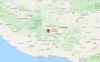 Quai d'Orsay : éruption du volcan Fuego au Guatemala