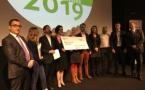 Alma-Mundi remporte le prix du Jeune entrepreneur du Tourisme de l'APST