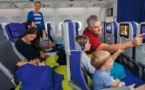 Air France : quel dommage de mourir si Joon…