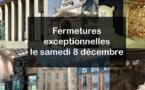 Gilets Jaunes : Tour Eiffel, Louvre, Champs-Elysées... Un point sur les dernières informations