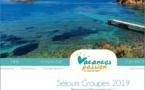 Vacances passion édite sa brochure groupes 2019