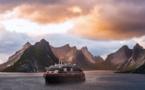 Hurtigruten lance l'Alaska en 2020