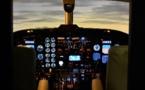 Twin Jet s'équipe d'un simulateur de vol professionnel