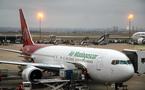 Air Madagascar  : APG propose d'émettre sur la plaque BSP d'Heli Air Monaco
