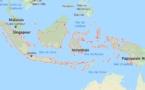 Vents violents, vagues : appel à la vigilance en Indonésie