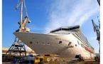 Le Costa Favolosa réussit ses premiers essais en mer