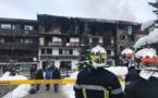 Courchevel : un incendie fait 2 morts et 4 blessés graves
