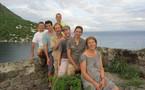 L'île de la Dominique, presque prête pour l'aventure