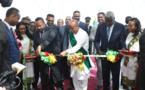 Addis-Abeba : Ethiopian Airlines inaugure l'expansion de l'aéroport de Bole et un hôtel