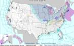 Etats-Unis : une vague de froid perturbe le trafic aérien à Chicago
