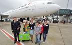 Air France ouvre Orlando, première destination touristique des Etats-Unis
