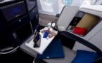 Air France dévoile ses nouvelles cabines sur Airbus A330
