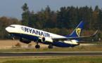 Ryanair ouvre une ligne entre Bordeaux et Lamezia